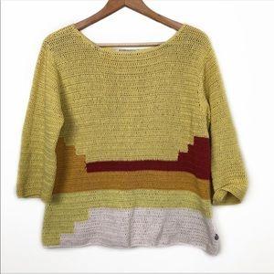 Maison Scotch Sunset Sweater Rare
